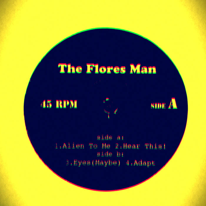 The Flores Man cover art
