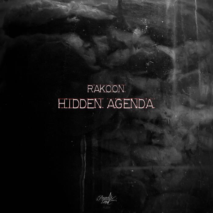 Hidden Agenda EP cover art