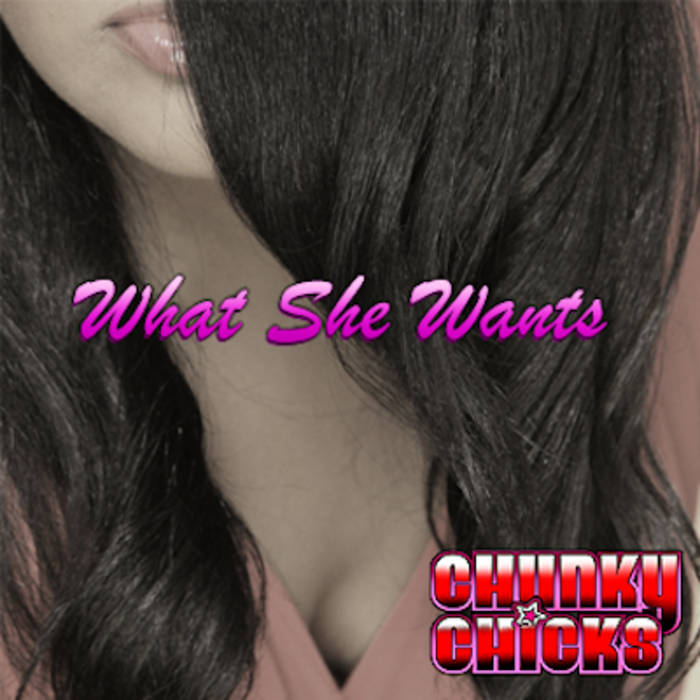 What She Wants EP cover art