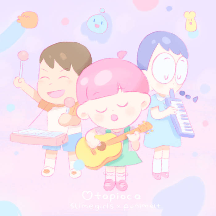 tapioca OST cover art