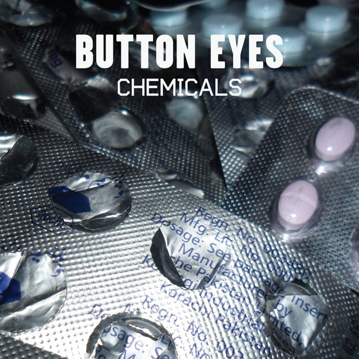 Chemicals EP cover art