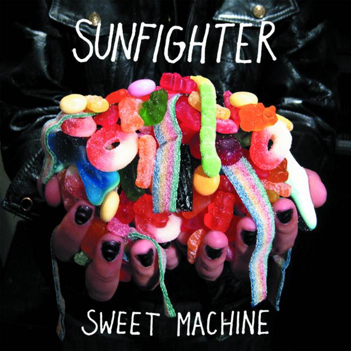 Sweet Machine cover art
