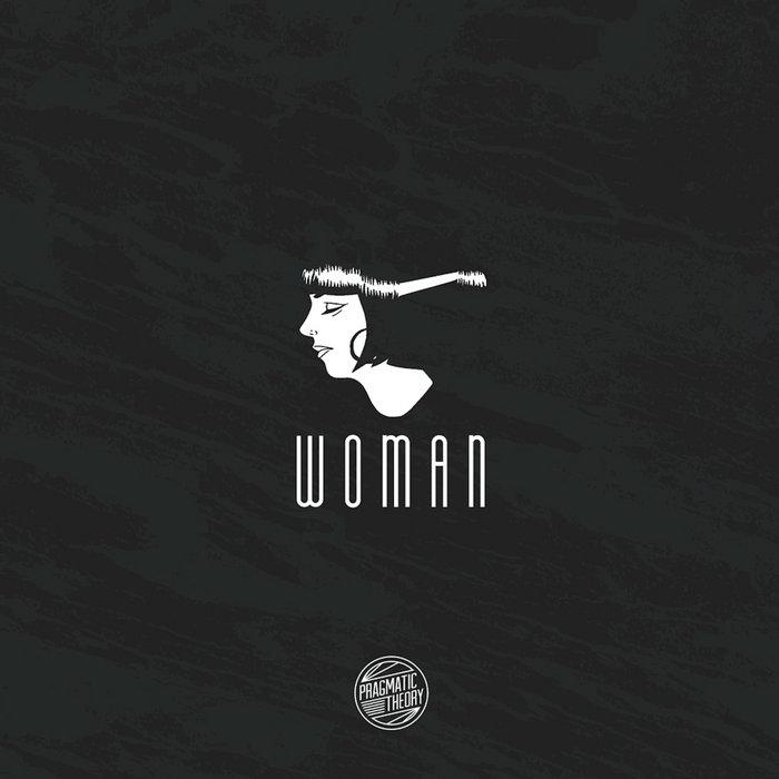W O M A N cover art
