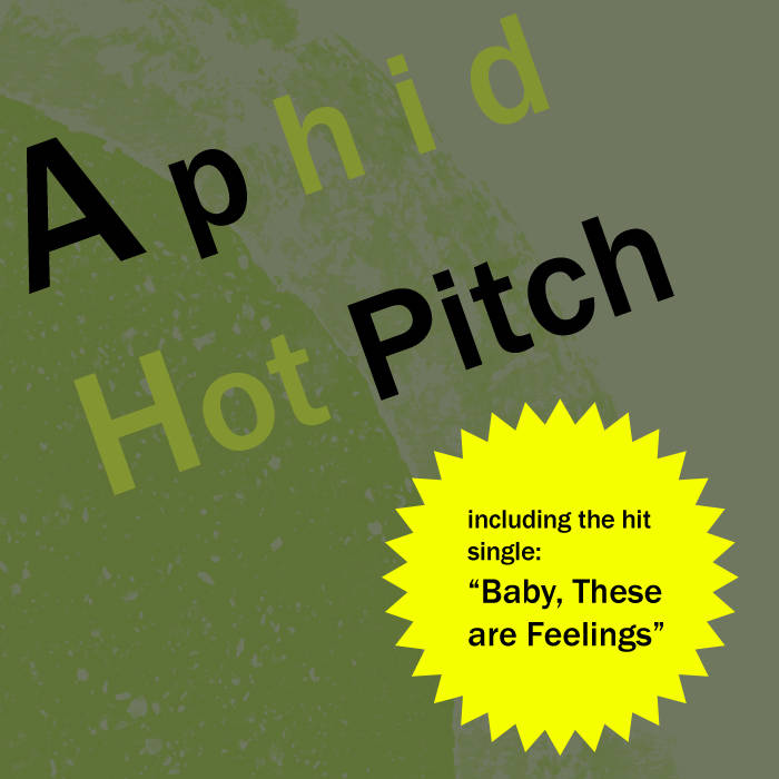 Hot Pitch cover art