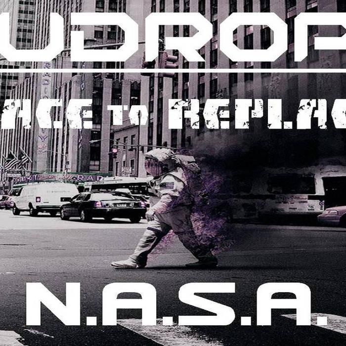 Race 2 Replace NASA cover art