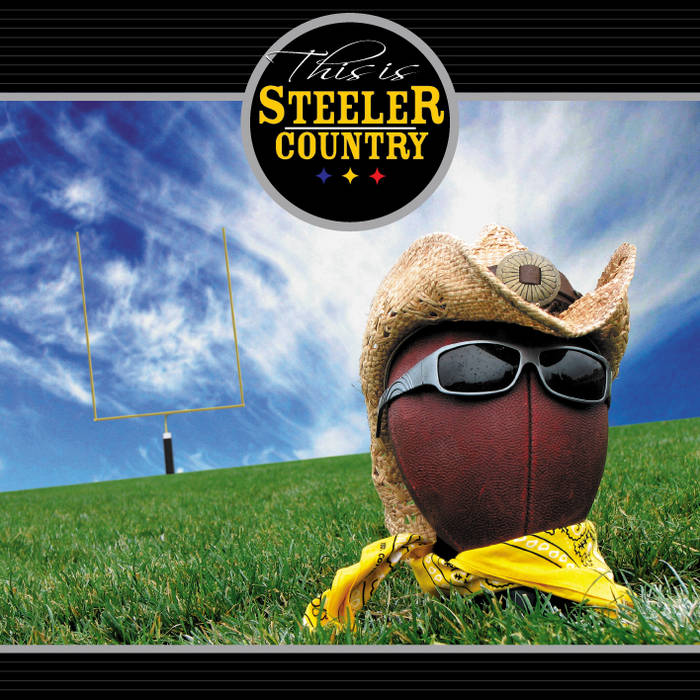 This is Steeler Country cover art