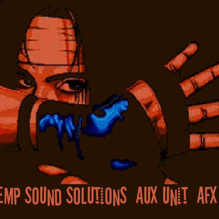 aux unit ep cover art