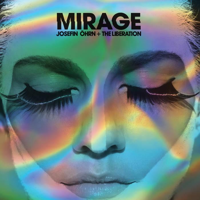 Mirage cover art