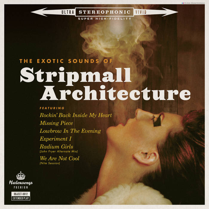 The Exotic Sounds Of Stripmall Architecture cover art
