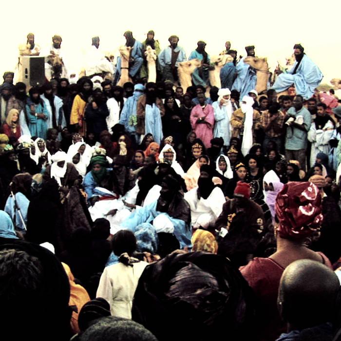 FESTIVAL AU DÉSERT • recordings from the legendary Malian festival cover art