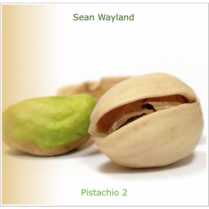 pistachio 2 cover art