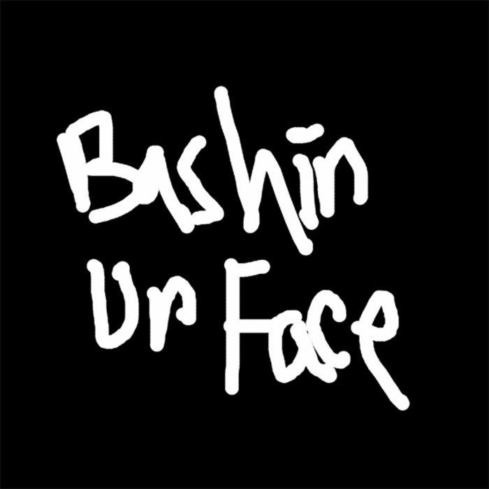 bashin ur face cover art