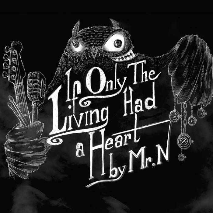 If Only the Living Had a Heart cover art
