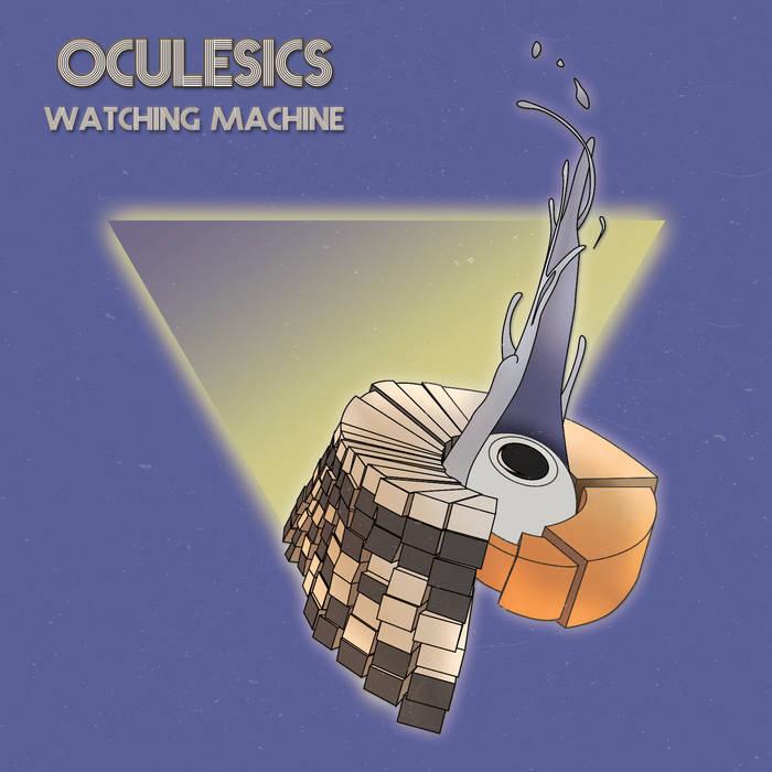 Watching Machine cover art