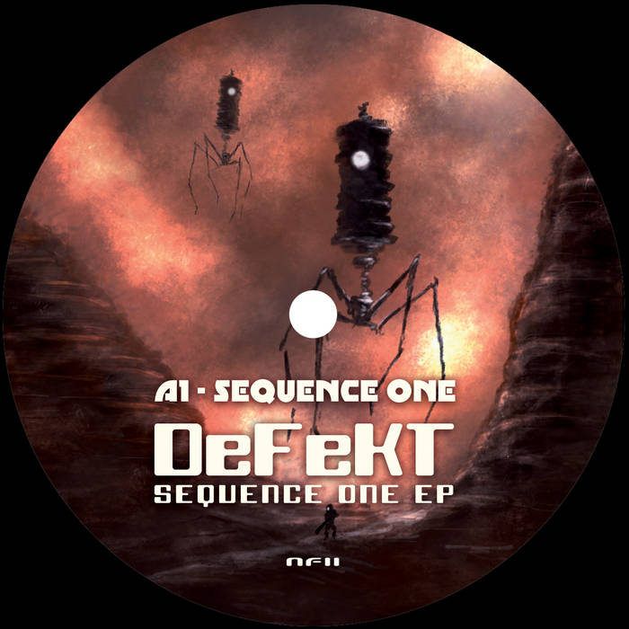 Sequence One EP - NF11 cover art