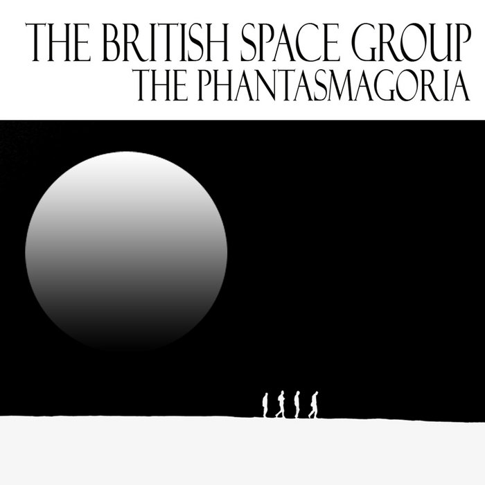 The Phantasmagoria: The Collected Phantasms EPs cover art