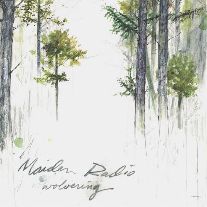 Wolvering cover art