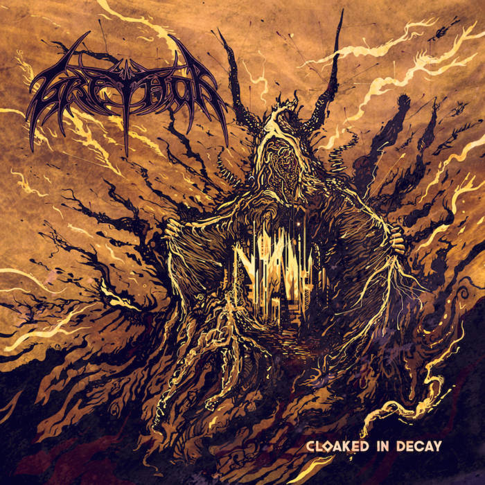 Cloaked In Decay cover art