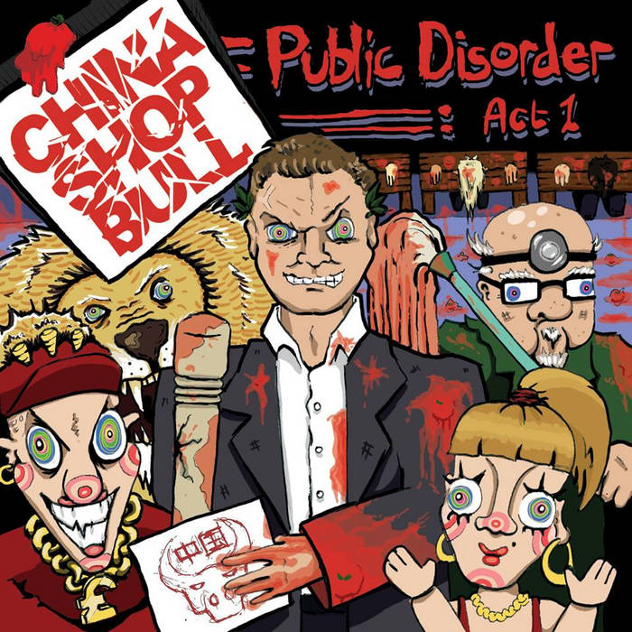 Public Disorder: Act 1 cover art