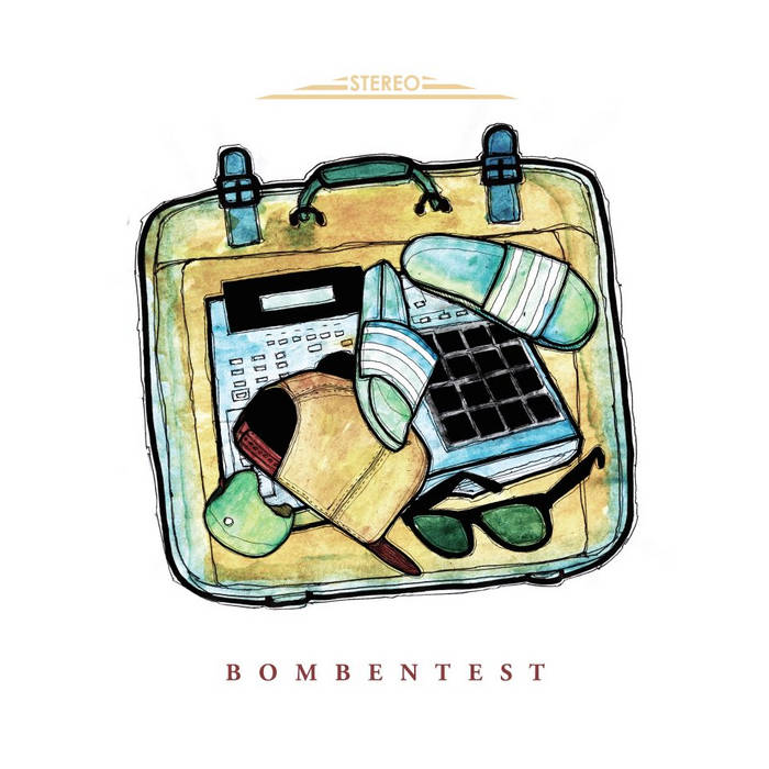 Bombentest cover art