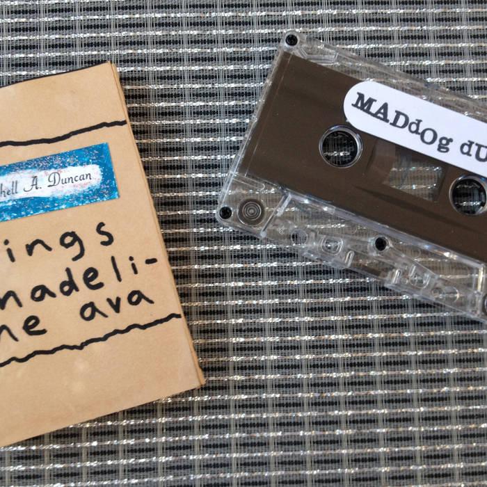 Sings Madeline Ava cover art