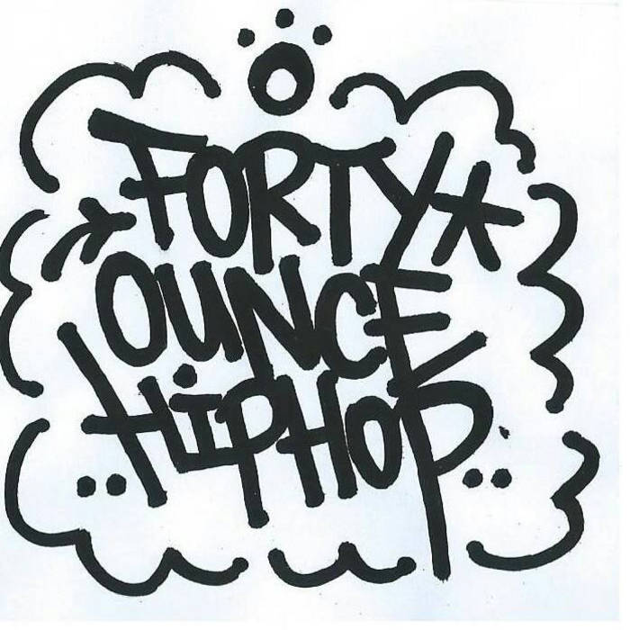 FORTY OUNCE VOL. 1 cover art