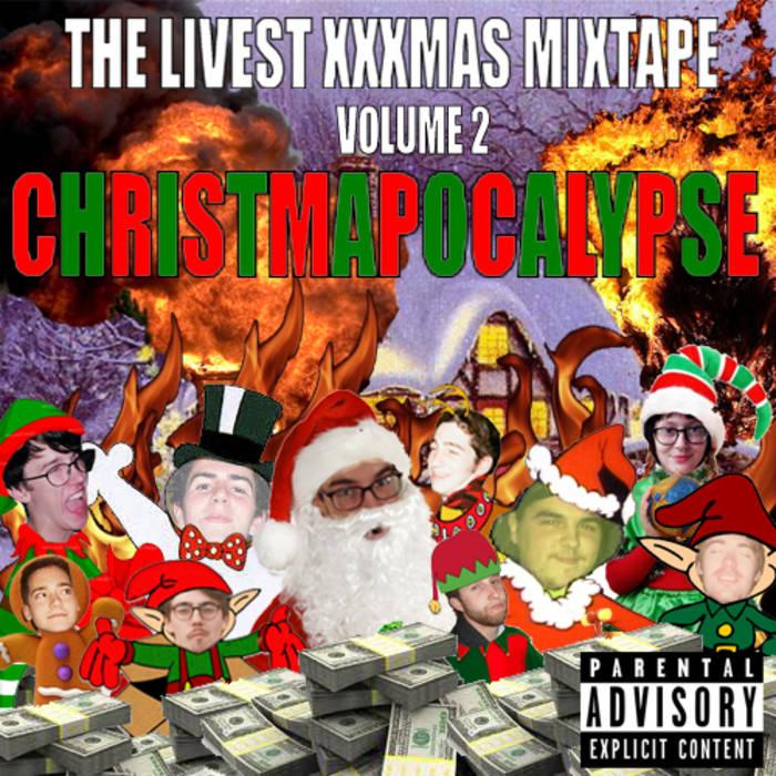The Livest XXXMas Vol. 2: Christmapocalypse cover art