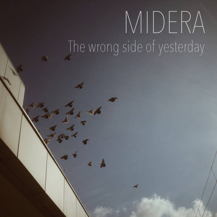 The wrong side of yesterday cover art