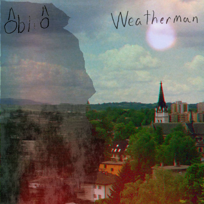 Weatherman - Single cover art