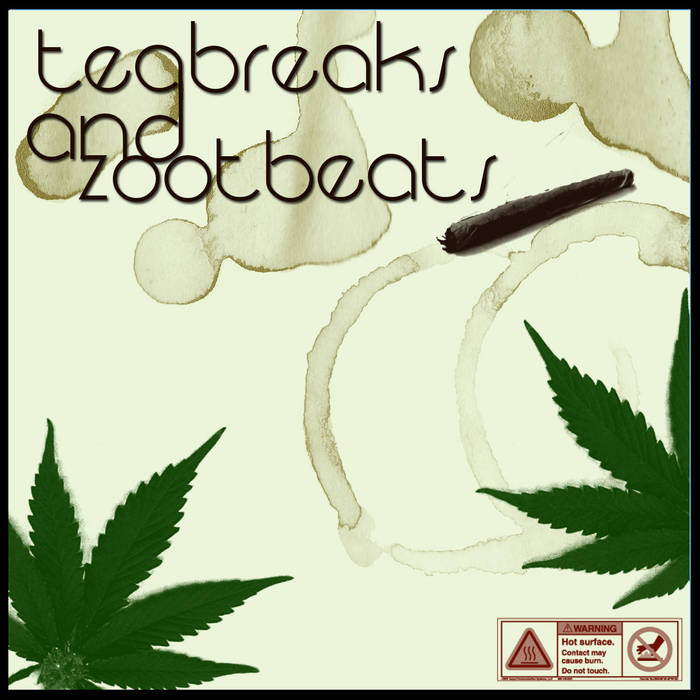 Tea Breakz And Zoot Beats : Beat Tape cover art