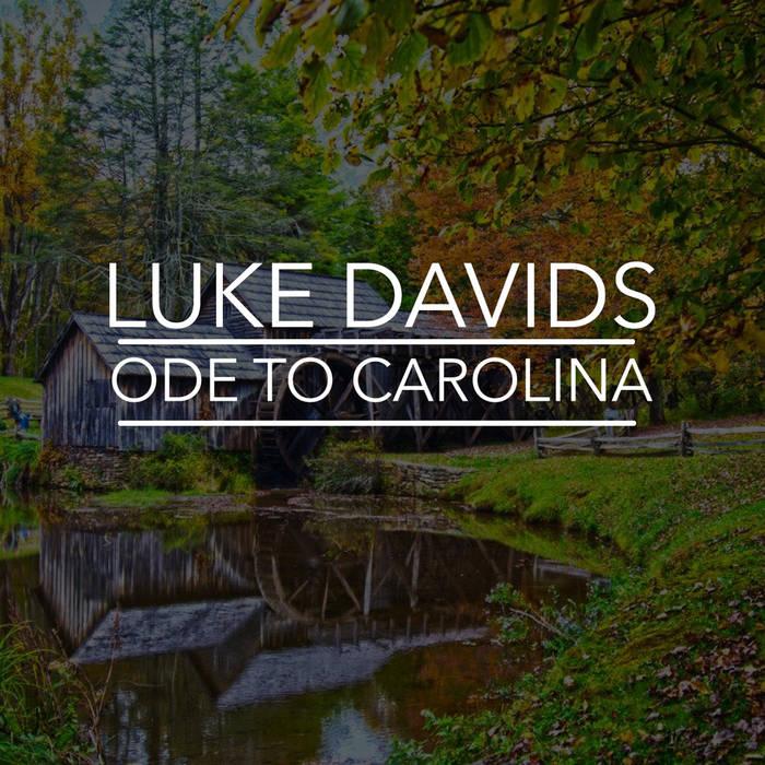 Ode to Carolina cover art