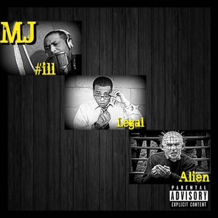 Ill Legal Alien cover art