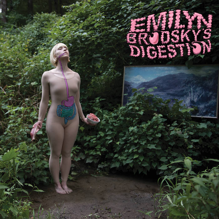 Emilyn Brodsky's Digestion cover art