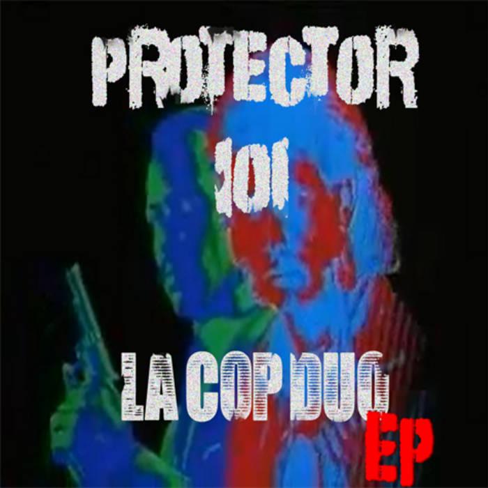 L.A. Cop Duo EP cover art