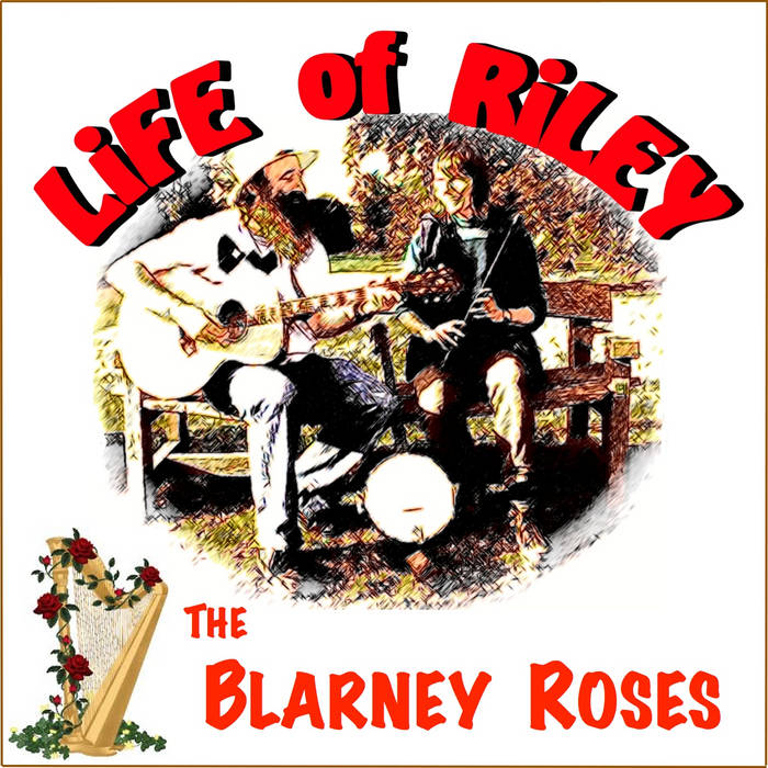 The Blarney Roses cover art