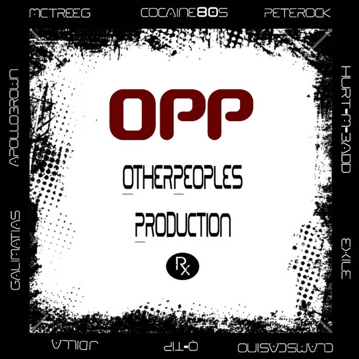 OPP (Other People's Production) cover art