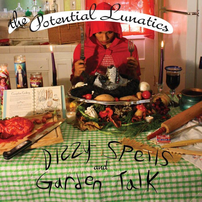Dizzy Spells and Garden Talk cover art