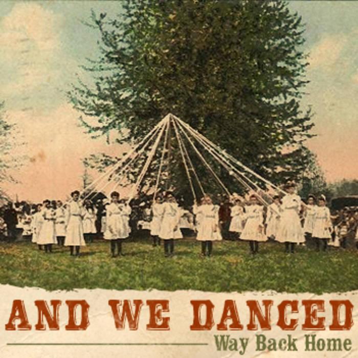 Way Back Home (Single) cover art