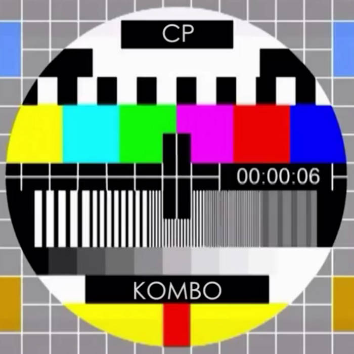 CP Kombo - Klúče cover art