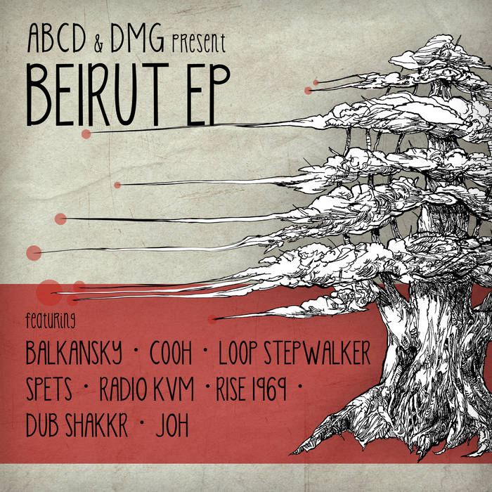 BEIRUT EP cover art