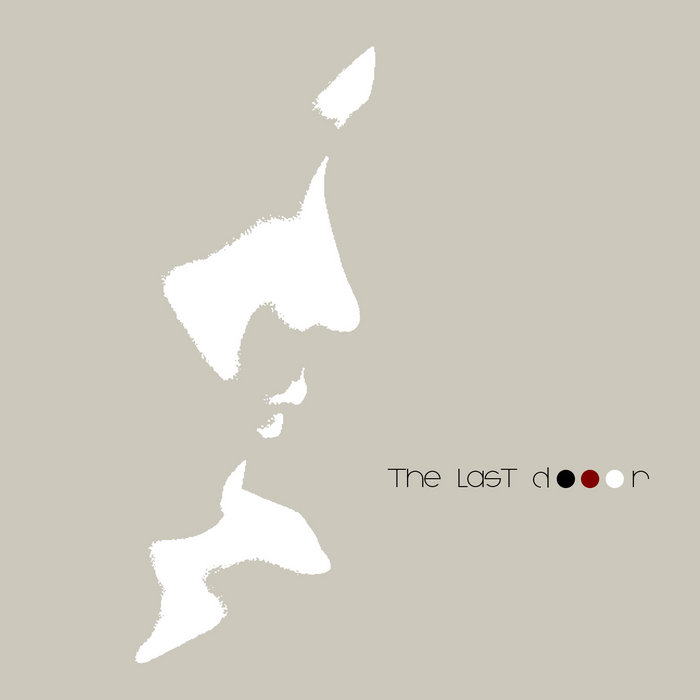 The last door cover art