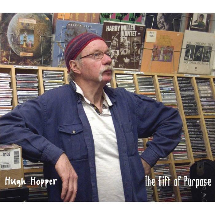 The Gift of Purpose [Hopper Family Benefit Album] cover art