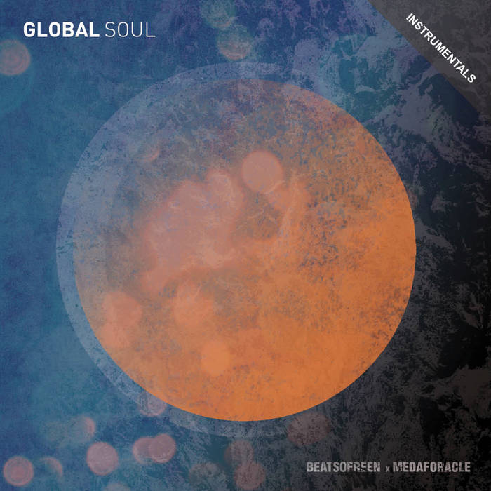Global Soul EP (instrumentals) cover art