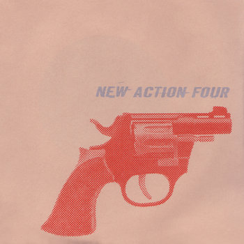 FT64 - New Action Four 'New Action Four' EP