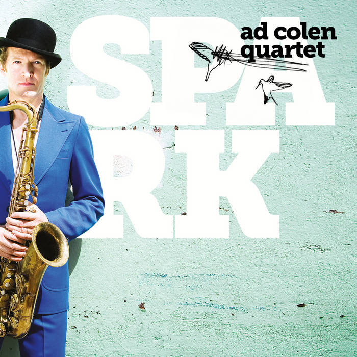 Spark cover art