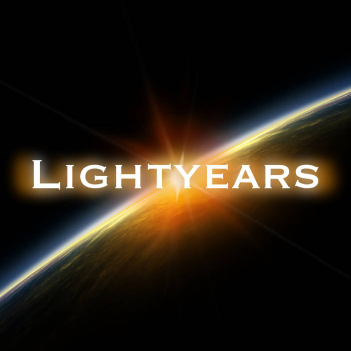 Lightyears EP cover art