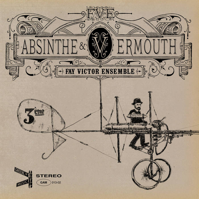 Absinthe & Vermouth cover art