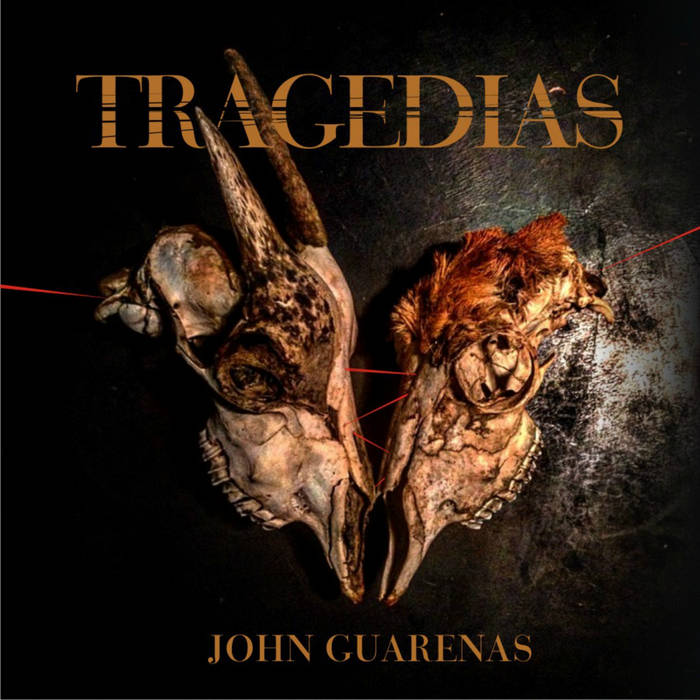 Tragedias cover art