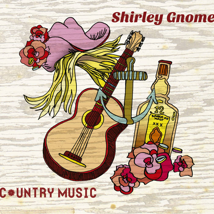 C*untry Music cover art