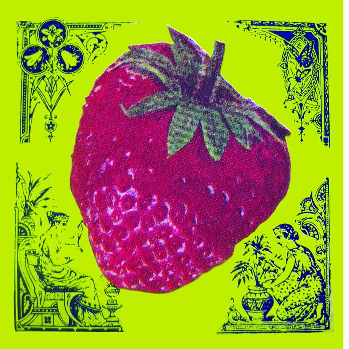 Strawberry cover art
